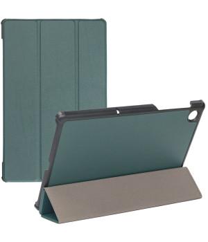 Чехол Galeo Slimline Portfolio для Lenovo Tab M10 Plus TB-X606F, TB-X606X Dark Green