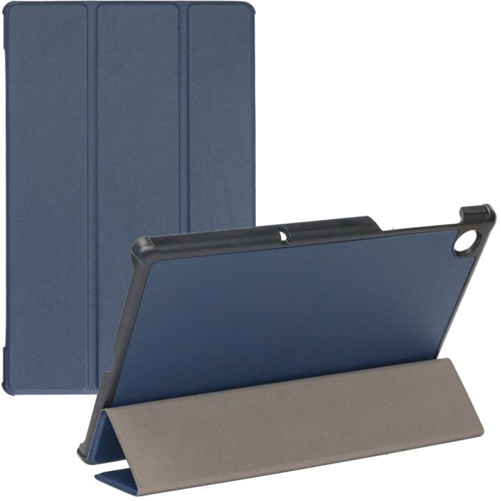 Чехол Galeo Slimline Portfolio для Lenovo Tab M10 Plus TB-X606F, TB-X606X Navy Blue
