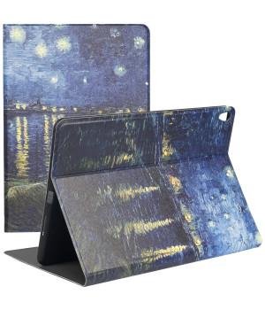 Чехол Galeo TPU Printed Stand для Apple iPad Air 3 10.5 (2019) / iPad Pro 10.5 Van Gogh