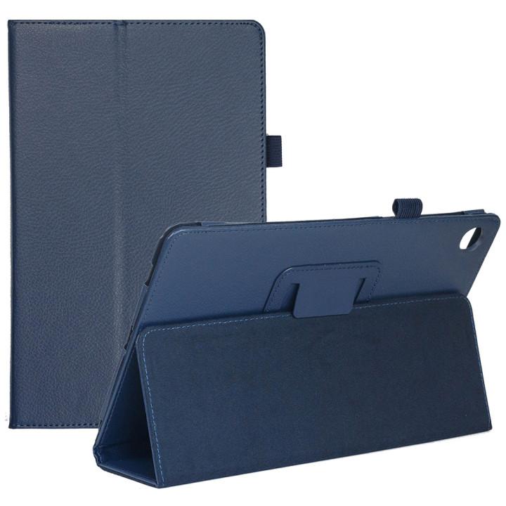 Чехол Classic Folio для Lenovo Tab M10 Plus TB-X606 Navy Blue
