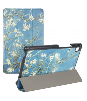 Чехол Galeo Slimline Print для Huawei Matepad T8 (KOBE2-W09A, KOBE2-L09A) Almond Blossom