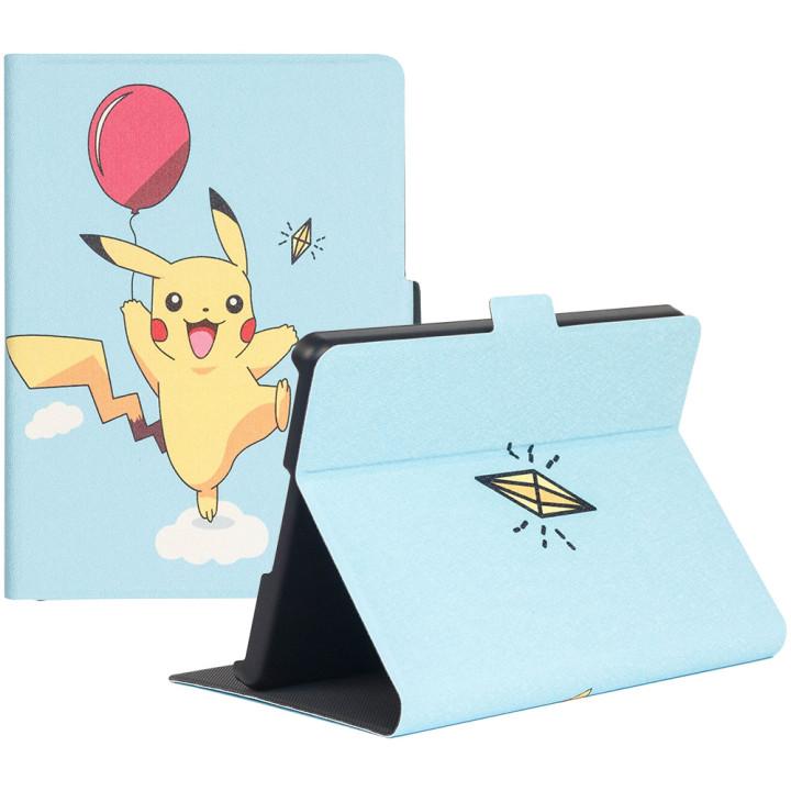 Чехол Galeo Horizontal Stand для Amazon Kindle All-New 10th Gen. (2019) Pikachu