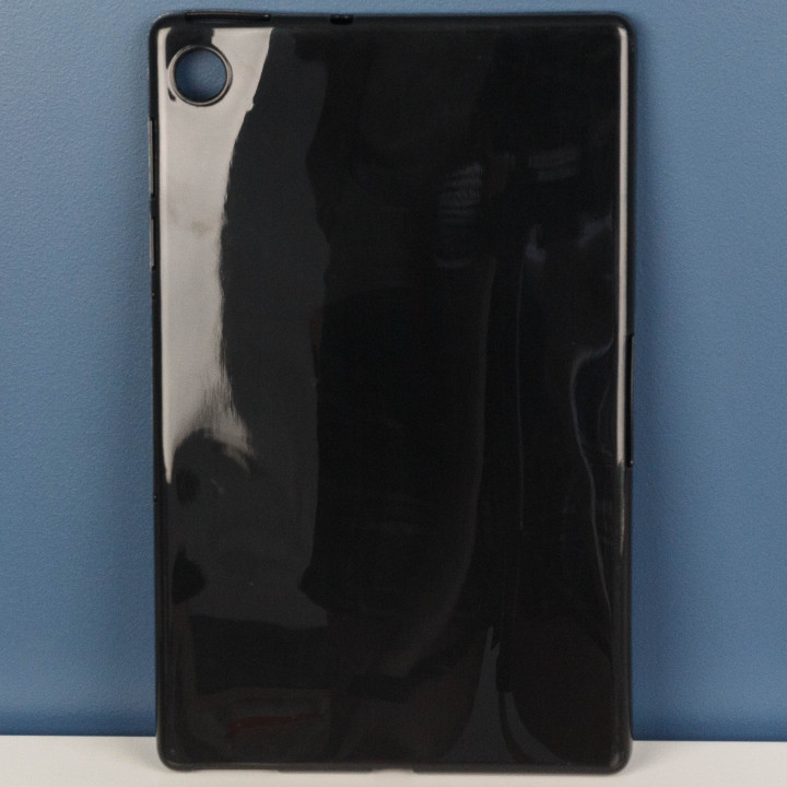 TPU (силиконовый) чехол Galeo для Lenovo Tab M10 Plus FHD TB-X606F Black