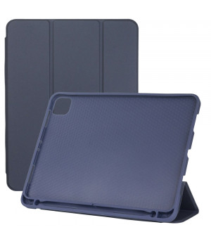 Чехол ZOYU Flex with Pencil Holder для Apple iPad Pro 11 (2020) Navy Blue