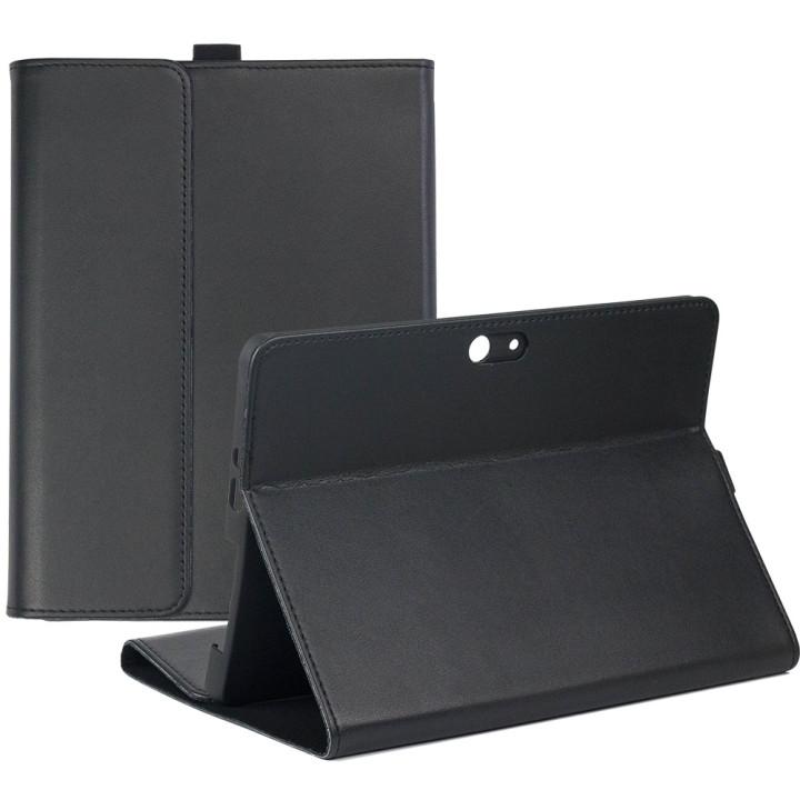Чехол Galeo Premium TPU Portfolio для Microsoft Surface Go Black