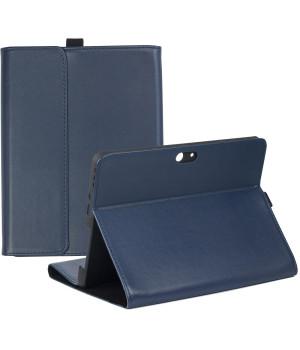 Чехол Galeo Premium TPU Portfolio для Microsoft Surface Go Navy Blue