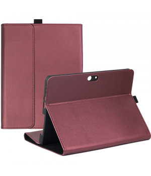 Чехол Galeo Premium TPU Portfolio для Microsoft Surface Go Red