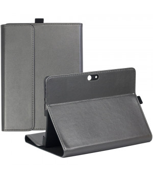 Чехол Galeo Premium TPU Portfolio для Microsoft Surface Go Titanium Grey