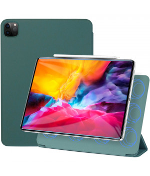Чехол ZOYU Magnetic Series для iPad Pro 11 (2020) A2228, A2068, A2230 Green