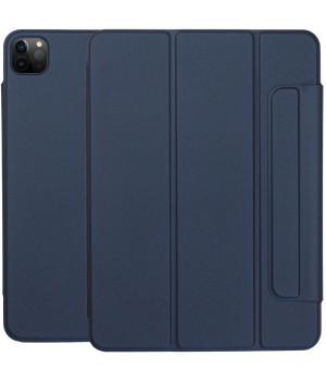 Чехол ZOYU Magnetic Buckle Series для iPad Pro 11 (2020) A2228, A2068, A2230 Navy Blue