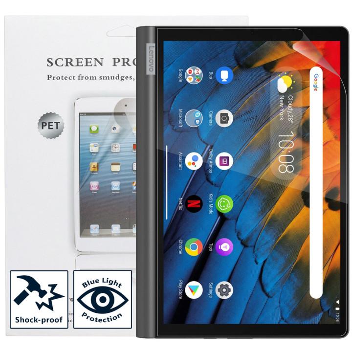 Защитная пленка Galeo для Lenovo Yoga Smart Tab YT-X705 Противоударная + Anti-Blue Light