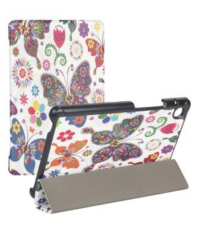 Чехол Galeo Slimline Print для Huawei Matepad T8 (KOBE2-W09A, KOBE2-L09A) Butterflies