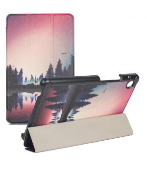 Чехол Galeo Slimline Print для Huawei Matepad T8 (KOBE2-W09A, KOBE2-L09A) Dusk
