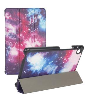 Чехол Galeo Slimline Print для Huawei Matepad T8 (KOBE2-W09A, KOBE2-L09A) Galaxy