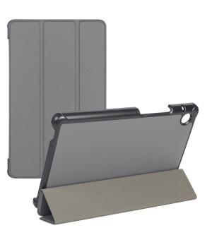 Чехол Galeo Slimline Portfolio для Huawei Matepad T8 (KOBE2-W09A, KOBE2-L09A) Grey