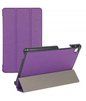 Чехол Galeo Slimline Portfolio для Huawei Matepad T8 (KOBE2-W09A, KOBE2-L09A) Purple