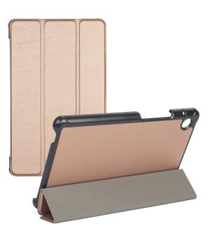 Чехол Galeo Slimline Portfolio для Huawei Matepad T8 (KOBE2-W09A, KOBE2-L09A) Rose Gold