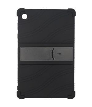 Силиконовый чехол для Lenovo Tab M10 Plus TB-X606 Black