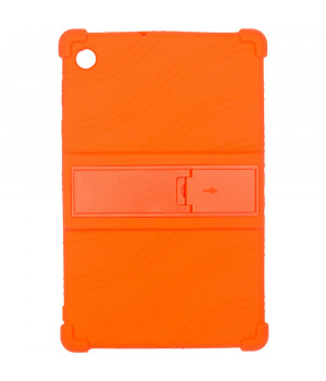 Силиконовый чехол для Lenovo Tab M10 Plus TB-X606 Orange