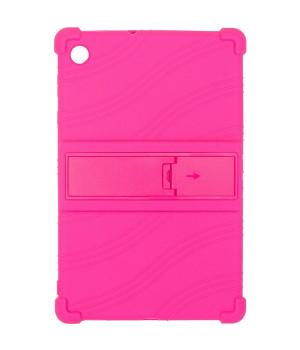 Силиконовый чехол для Lenovo Tab M10 Plus TB-X606 Pink