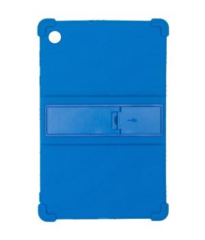 Силиконовый чехол для Lenovo Tab M10 Plus TB-X606 Navy Blue