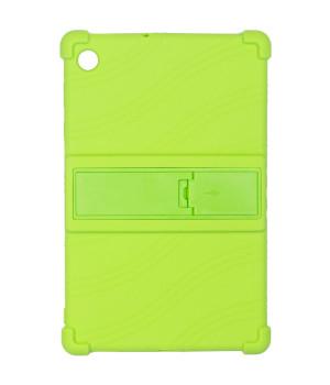 Силиконовый чехол для Lenovo Tab M10 Plus TB-X606 Green