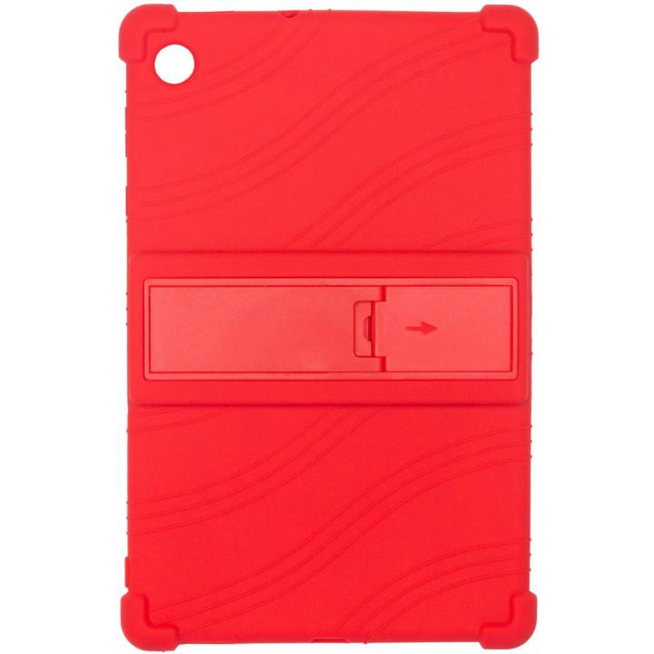 Силиконовый чехол для Lenovo Tab M10 Plus TB-X606 Red
