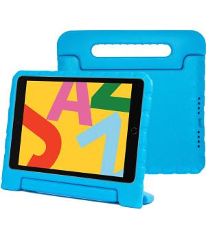 Детский противоударный чехол Galeo EVA для Apple iPad 7/8 10.2 (2019/2020), iPad Air 3 10.5, iPad Pro 10.5 Blue