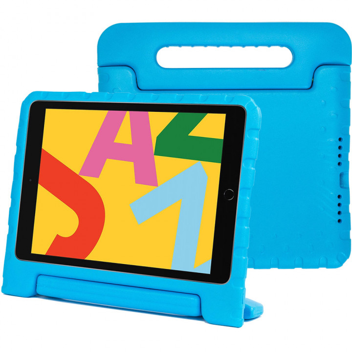 "Детский противоударный чехол Galeo EVA для Aplle iPad 7 10.2"" (2019) / iPad Air 3 10.5"" / iPad Pro 10.5"" Blue"