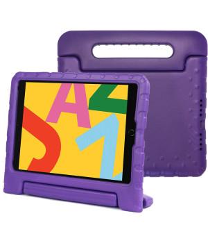 Детский противоударный чехол Galeo EVA для Apple iPad 7/8 10.2 (2019/2020), iPad Air 3 10.5, iPad Pro 10.5 Purple