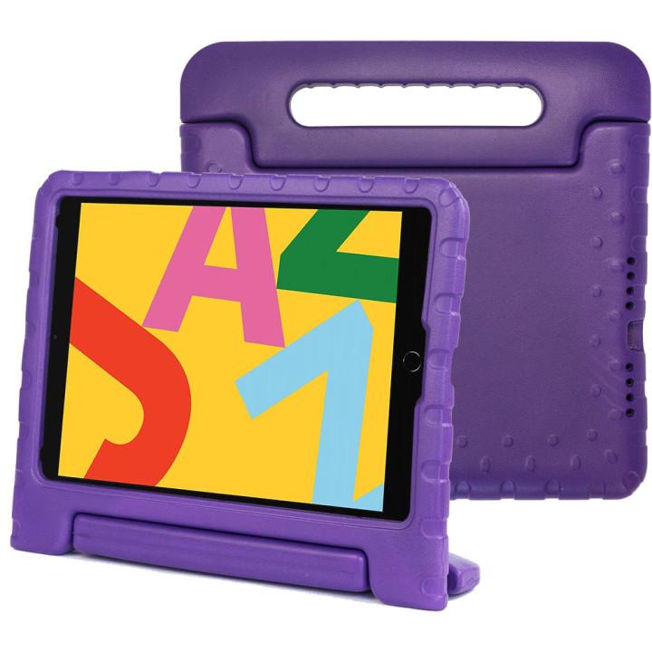 "Детский противоударный чехол Galeo EVA для Aplle iPad 7 10.2"" (2019) / iPad Air 3 10.5"" / iPad Pro 10.5"" Purple"
