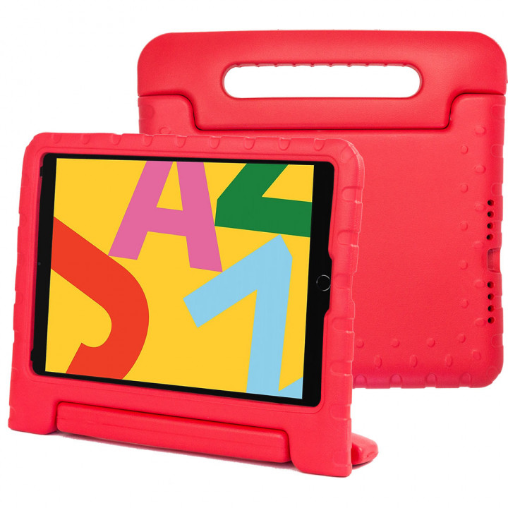 "Детский противоударный чехол Galeo EVA для Aplle iPad 7 10.2"" (2019) / iPad Air 3 10.5"" / iPad Pro 10.5"" Red"