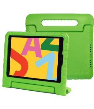 Детский противоударный чехол Galeo EVA для Apple iPad 7/8 10.2 (2019/2020), iPad Air 3 10.5, iPad Pro 10.5 Green