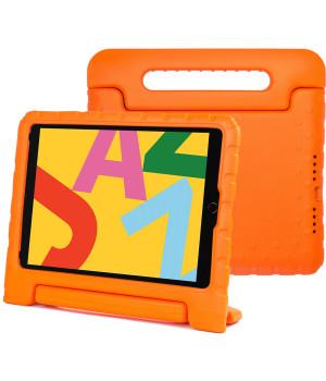 Детский противоударный чехол Galeo EVA для Apple iPad 7/8 10.2 (2019/2020), iPad Air 3 10.5, iPad Pro 10.5 Orange