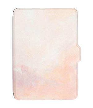 Чехол Galeo TPU Print для Amazon Kindle Paperwhite 2012-2016 Pink Watercolor