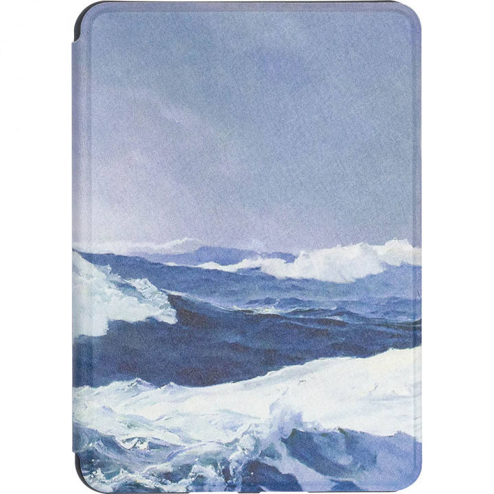 Чехол Galeo TPU Print для Amazon Kindle All-New 10th Gen. (2019) Stormy Sea