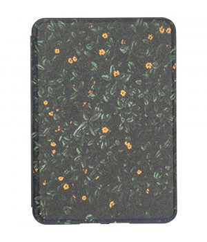 Чехол Galeo TPU Print для Amazon Kindle All-New 10th Gen. (2019) Orange Flowers