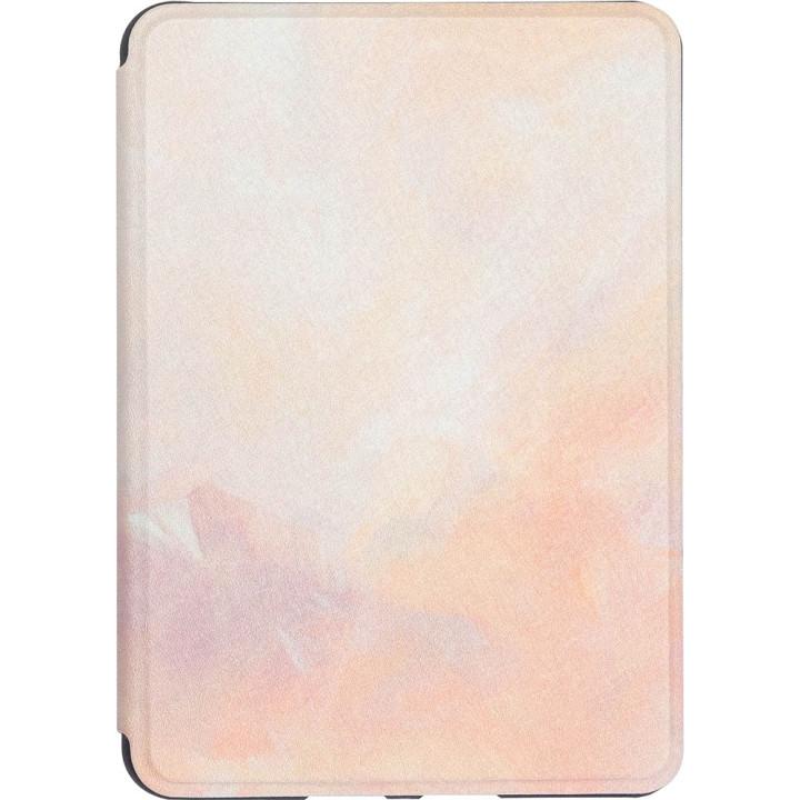 Чехол Galeo TPU Print для Amazon Kindle All-New 10th Gen. (2019) Pink Watercolor