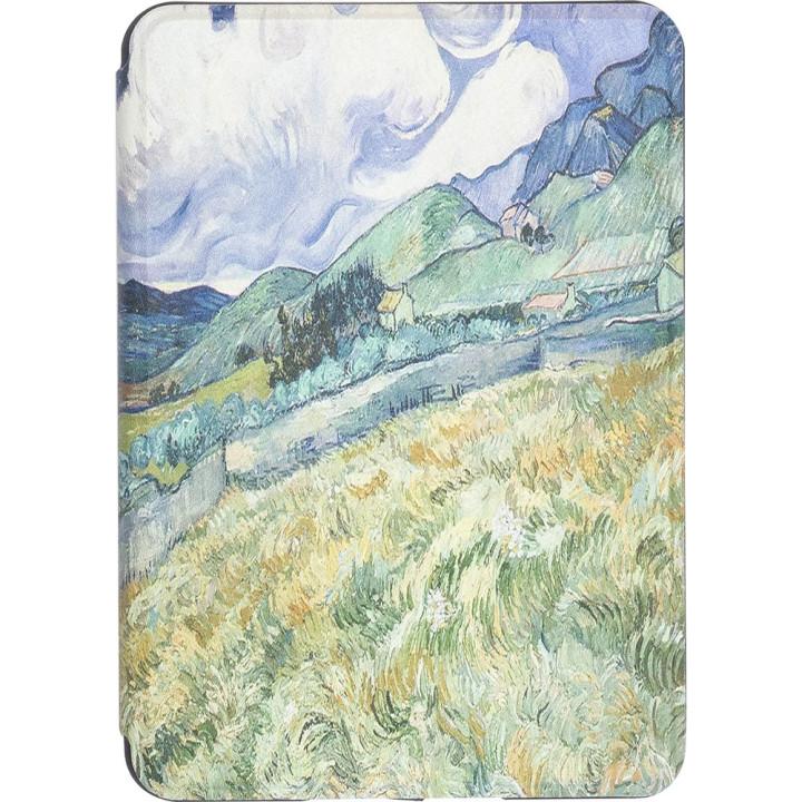 Чехол Galeo TPU Print для Amazon Kindle All-New 10th Gen. (2019) Mountainous Landscape