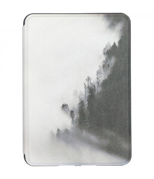 Чехол Galeo TPU Print для Amazon Kindle All-New 10th Gen. (2019) Foggy Forest