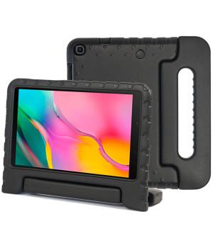 Детский противоударный чехол Galeo EVA для Samsung Galaxy Tab A 8.0 (2019) SM-T290, SM-T295 Black
