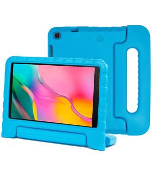 Детский противоударный чехол Galeo EVA для Samsung Galaxy Tab A 8.0 (2019) SM-T290, SM-T295 Blue