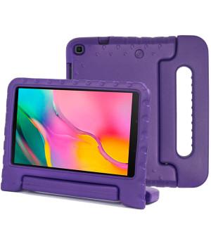 Детский противоударный чехол Galeo EVA для Samsung Galaxy Tab A 8.0 (2019) SM-T290, SM-T295 Purple