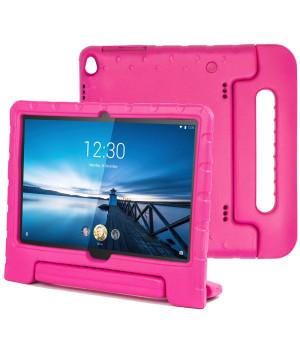 Детский противоударный чехол Galeo EVA для Lenovo Tab M10 / Tab P10 Pink