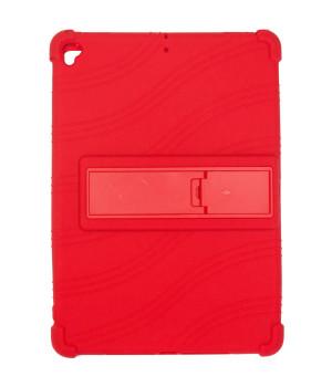 Силиконовый чехол для Apple iPad 7/8 10.2 (2019/2020) / Air 3 10.5 / Pro 10.5 Red