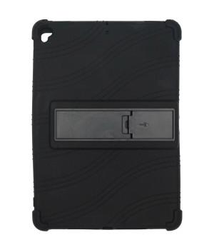 Силиконовый чехол для Apple iPad 7/8 10.2 (2019/2020) / Air 3 10.5 / Pro 10.5 Black