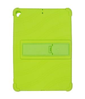 Силиконовый чехол для Apple iPad 7/8 10.2 (2019/2020) / Air 3 10.5 / Pro 10.5 Green