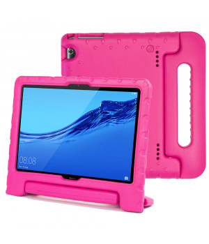 Детский противоударный чехол Galeo EVA для Huawei Mediapad T5 10 (AGS2-L09, AGS2-W09) Pink