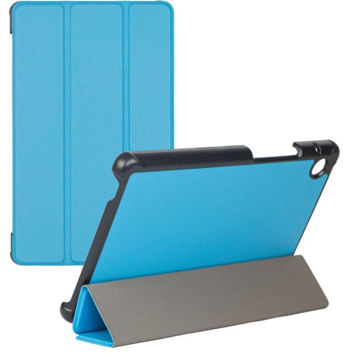 Чехол Galeo Slimline Portfolio для Huawei Matepad T8 (KOBE2-W09A, KOBE2-L09A) Blue