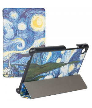 Чехол Galeo Slimline Print для Huawei Matepad T8 (KOBE2-W09A, KOBE2-L09A) Van Gogh